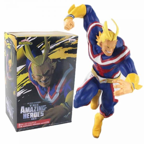 20cm My Hero Academia All Might PVC Action Figure Model Toy Anime Boku no Hero Academia - BNHA Store