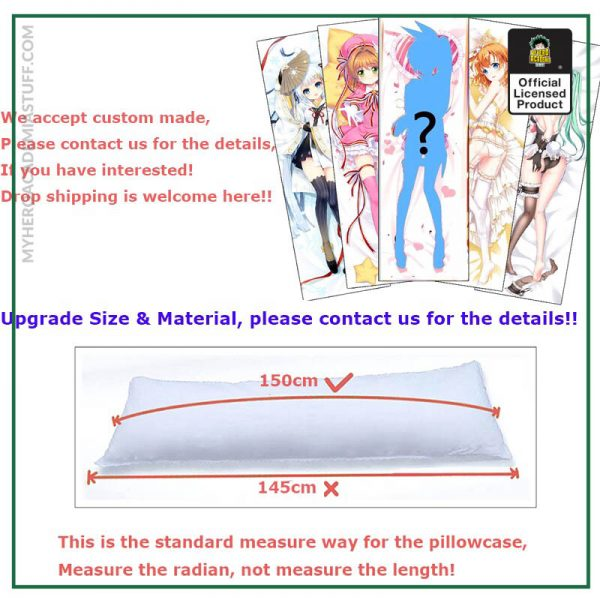 Japan Anime My Hero Academia Todoroki Shouto Hugging Body Dakimakura Pillow Cover Case Boku no Hero 1 - BNHA Store