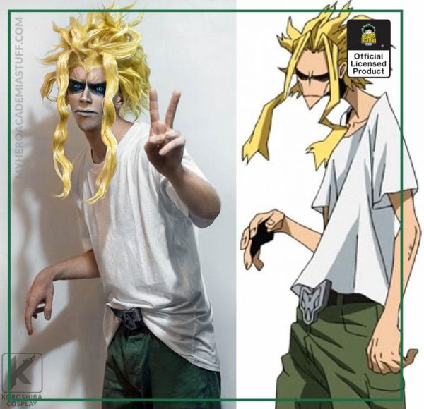 all might wig - BNHA Store