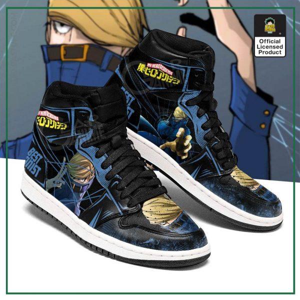 best jeanist jordan sneakers my hero academia anime custom shoes gearanime 2 - BNHA Store
