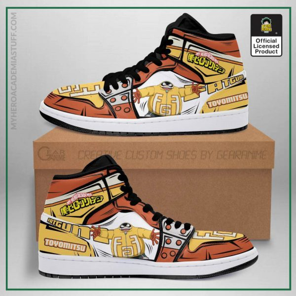 taishiro toyomitsu jordan sneakers skill my hero academia anime shoes pt04 gearanime - BNHA Store