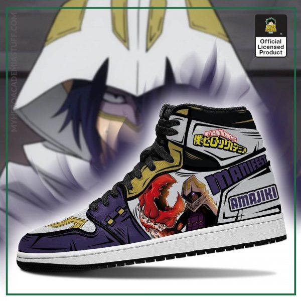 tamaki amajiki jordan sneakers skill my hero academia anime shoes pt04 gearanime 3 - BNHA Store