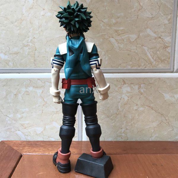 25cm Anime My Hero Academia Figure PVC Age of Heroes Figurine Deku Action Collectible Model Decorations 3 - BNHA Store